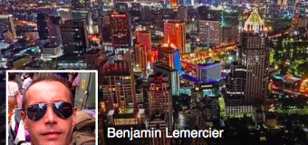 Benjamin Lemercier a French Broadcaster in Bangkok