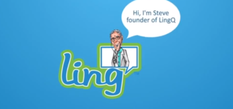 Steve Kaufmann, the man behind LingQ