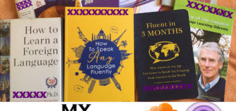 (English) Books about how you can learn Any language