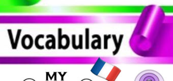 (French) Tips on how to learn vocabulary and grammar