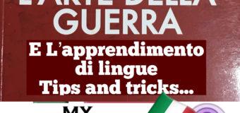 (Italian)  L'arte della guerra e l'apprendimento delle lingue