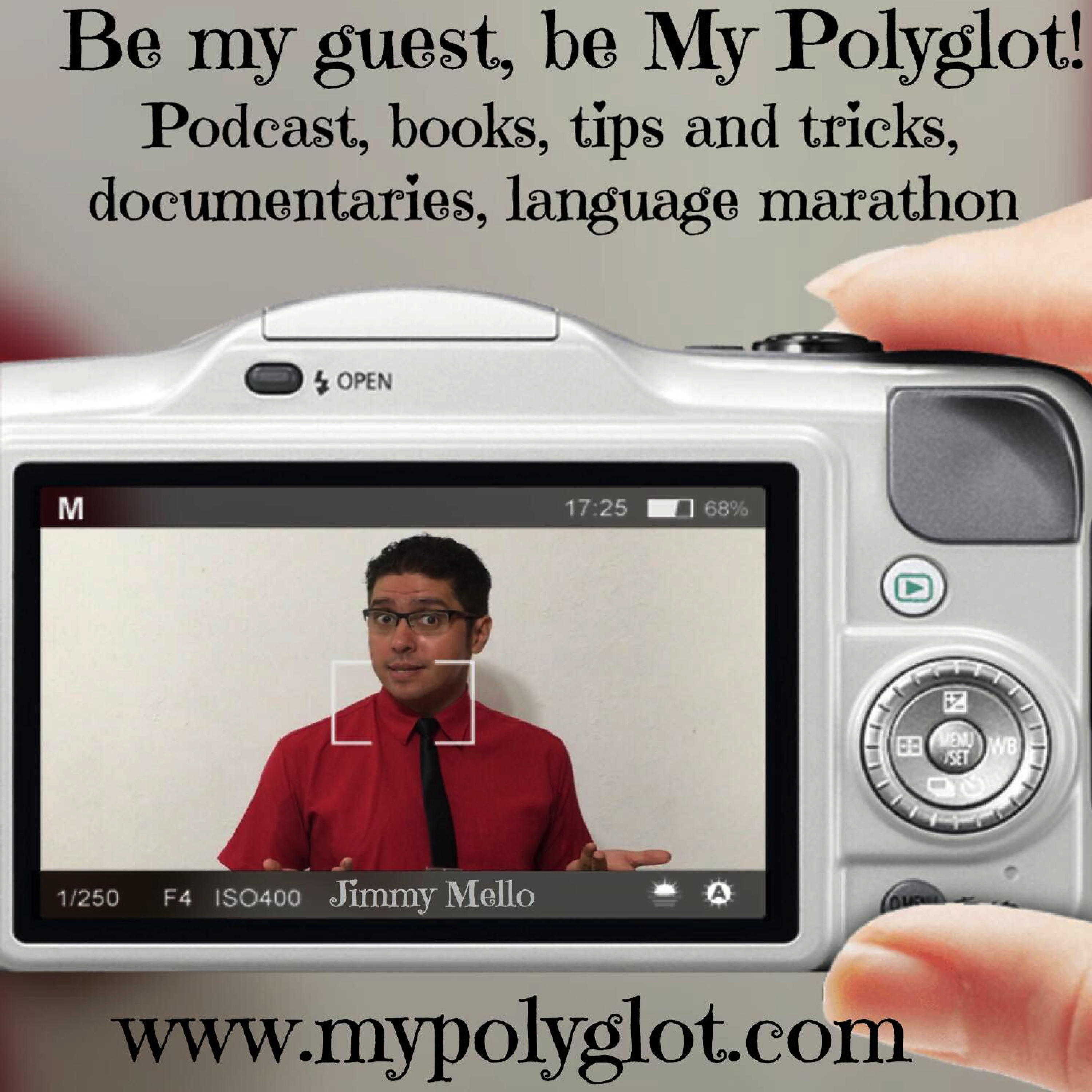 My Polyglot - The real polyglot Podcast and News in Slow Languages
